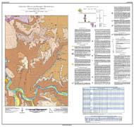 Geologic Map Of The Kooskia Quadrangle Idaho County Idaho Idaho