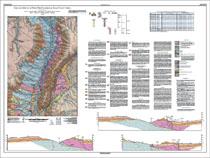 Geologic Map Of The White Bird Quadrangle Idaho County Idaho