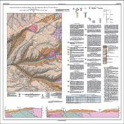 Geologic Map Of The White Bird Hill Quadrangle Idaho County Idaho