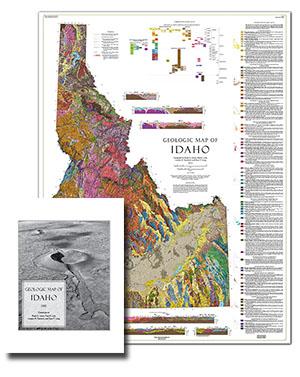 Geologic Map of Idaho | Idaho Geological Survey